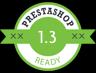 Wspiera Prestashop w wersji 1.3