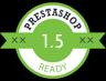 Wspiera Prestashop w wersji 1.5