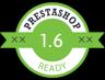 Wspiera Prestashop w wersji 1.6
