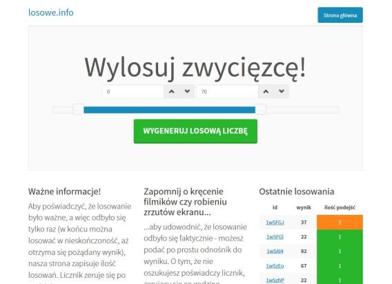 Losowe.info