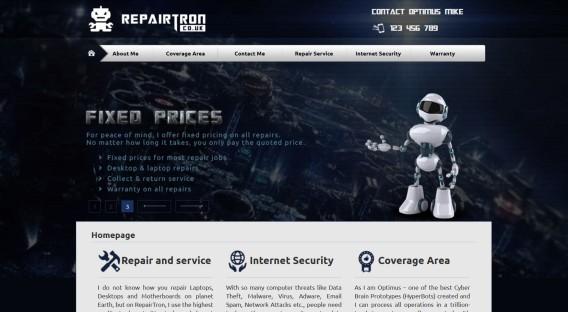 Repairtron.co.uk